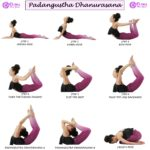 HOW TO ENTER PADANGUSTHA DHANURASANA