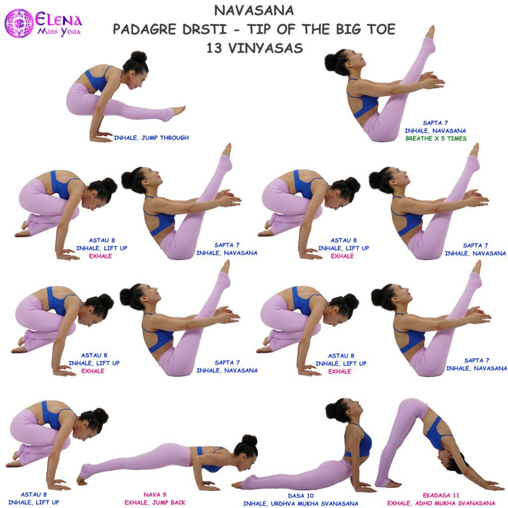 NAVASANA – Elena Miss Yoga