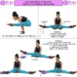STRADDLE ARM BALANCE DRILLS