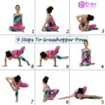 9 STEPS TO GRASSHOPPER POSE