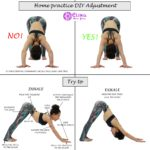 DOWNWARD FACING DOG ADJUSTMENTS