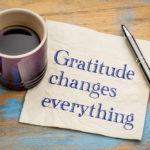 THE SUPER POWER OF GRATITUDE