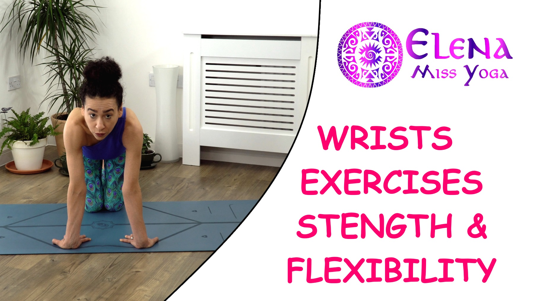 WRISTS EXERCISES STRENGTH AND FLEXIBILITY