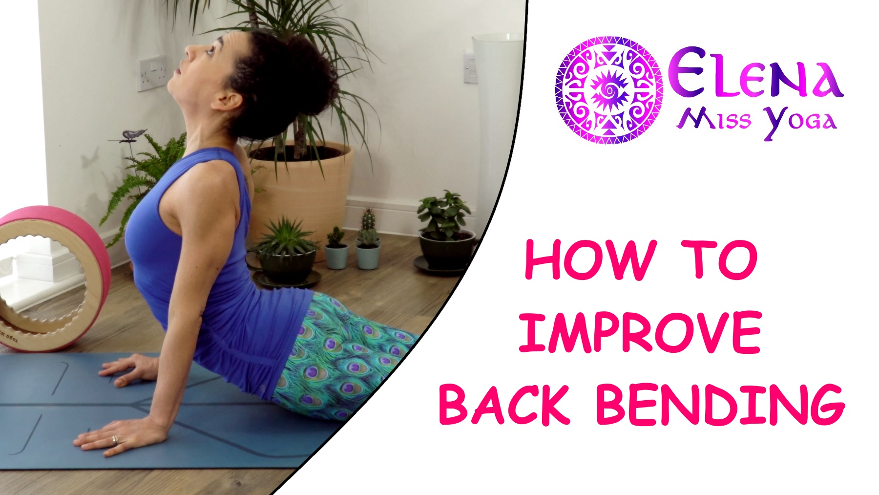 HOW TO IMPROVE BACK BENDING