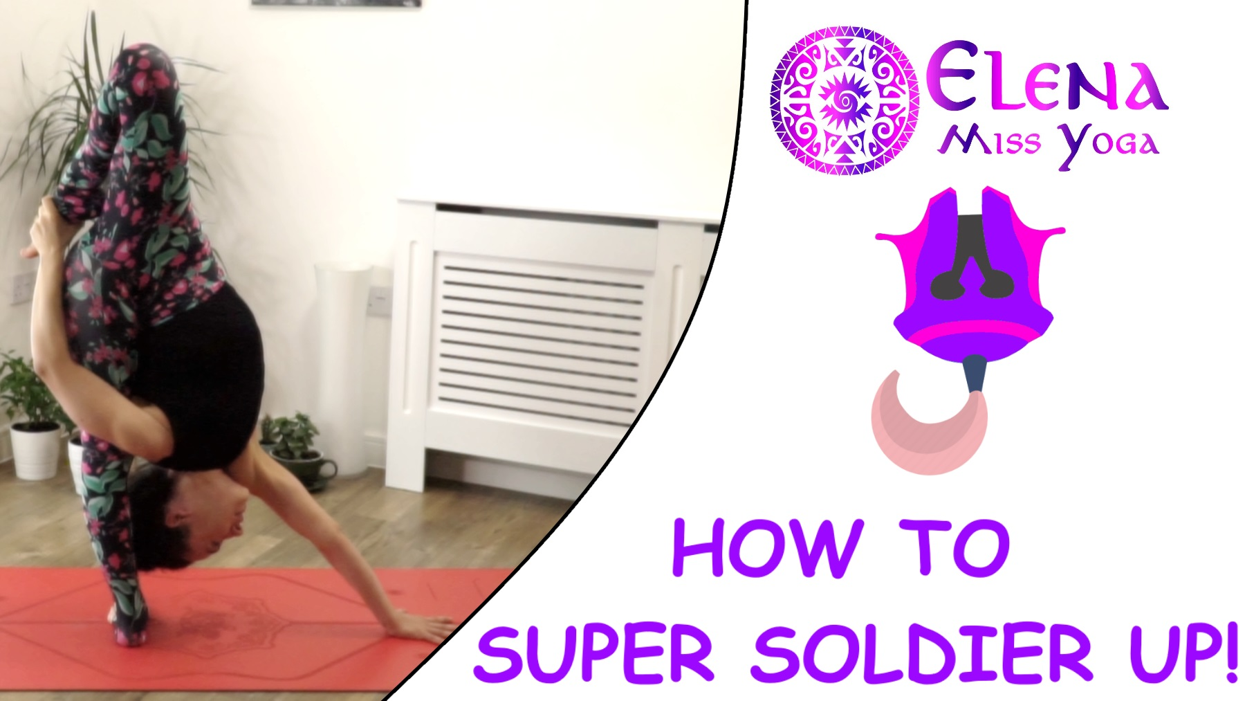HOW TO SUPER SOLDIER UP!