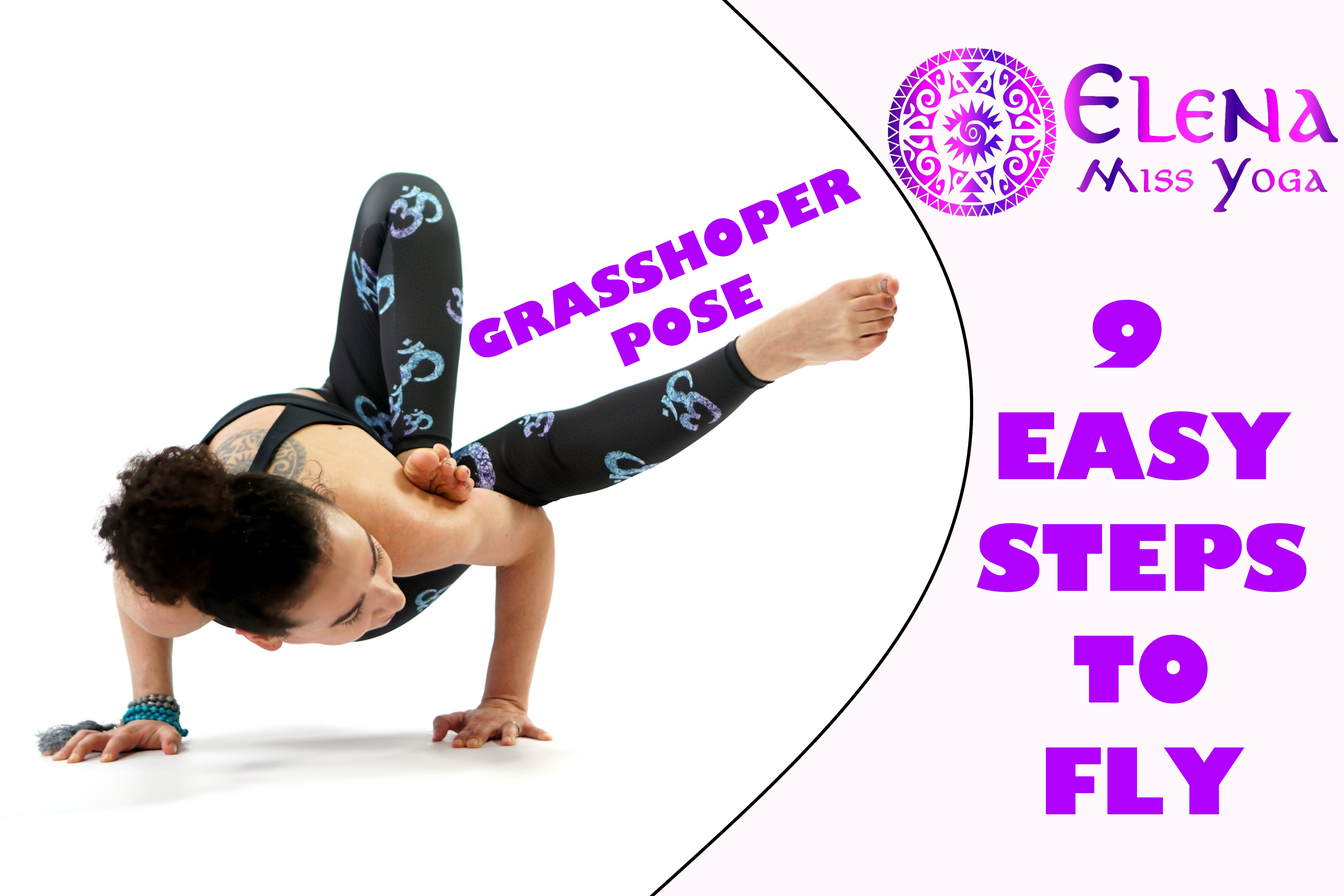 9 SIMPLE STEPS TO GRASSHOPPER POSE