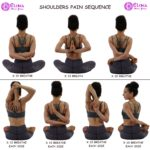 SHOULDERS STRESS RELEASE, YOGA TO DO AT YOUR DESK