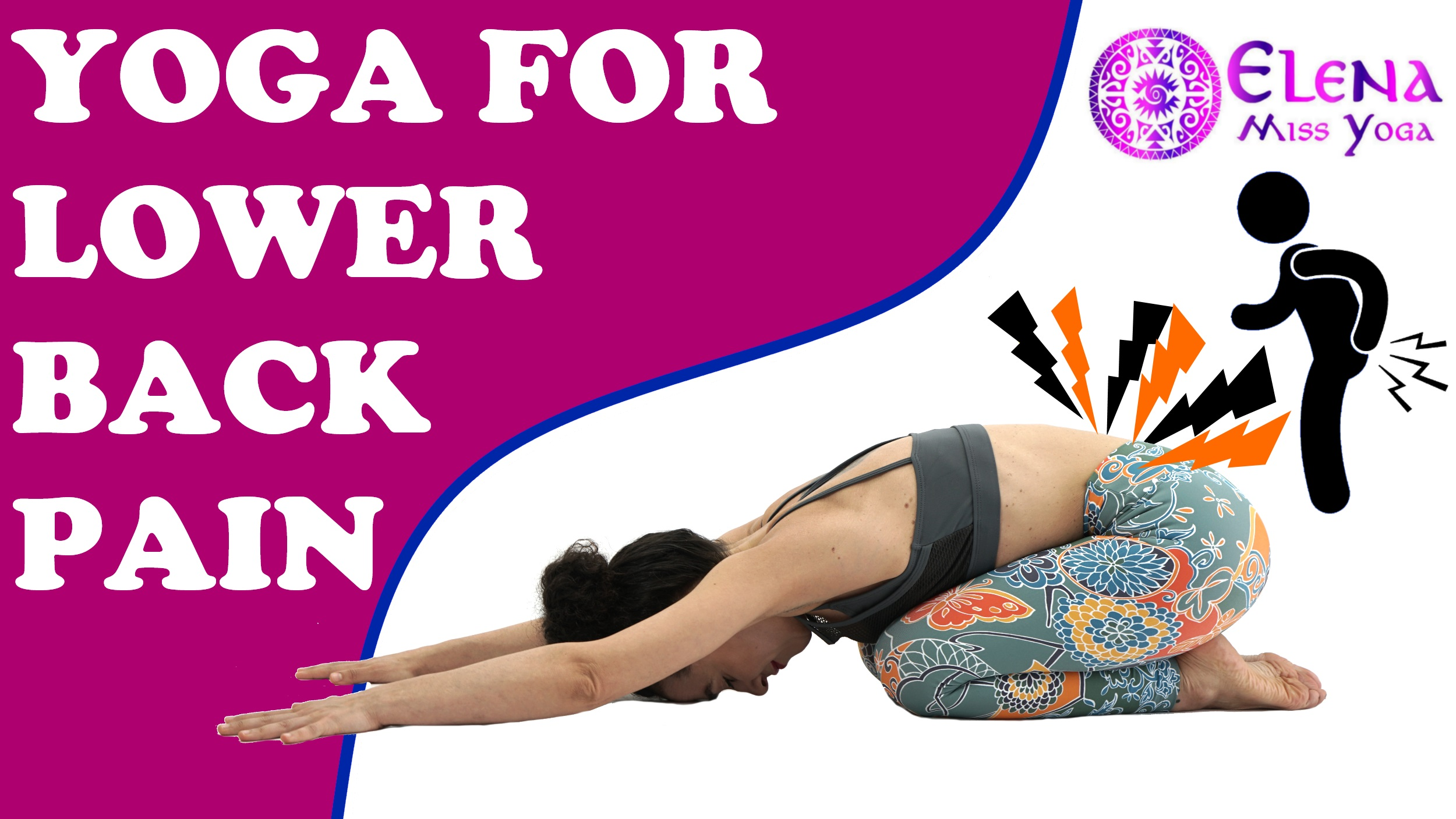 YOGA FOR BACK PAIN - YOGA CLASS