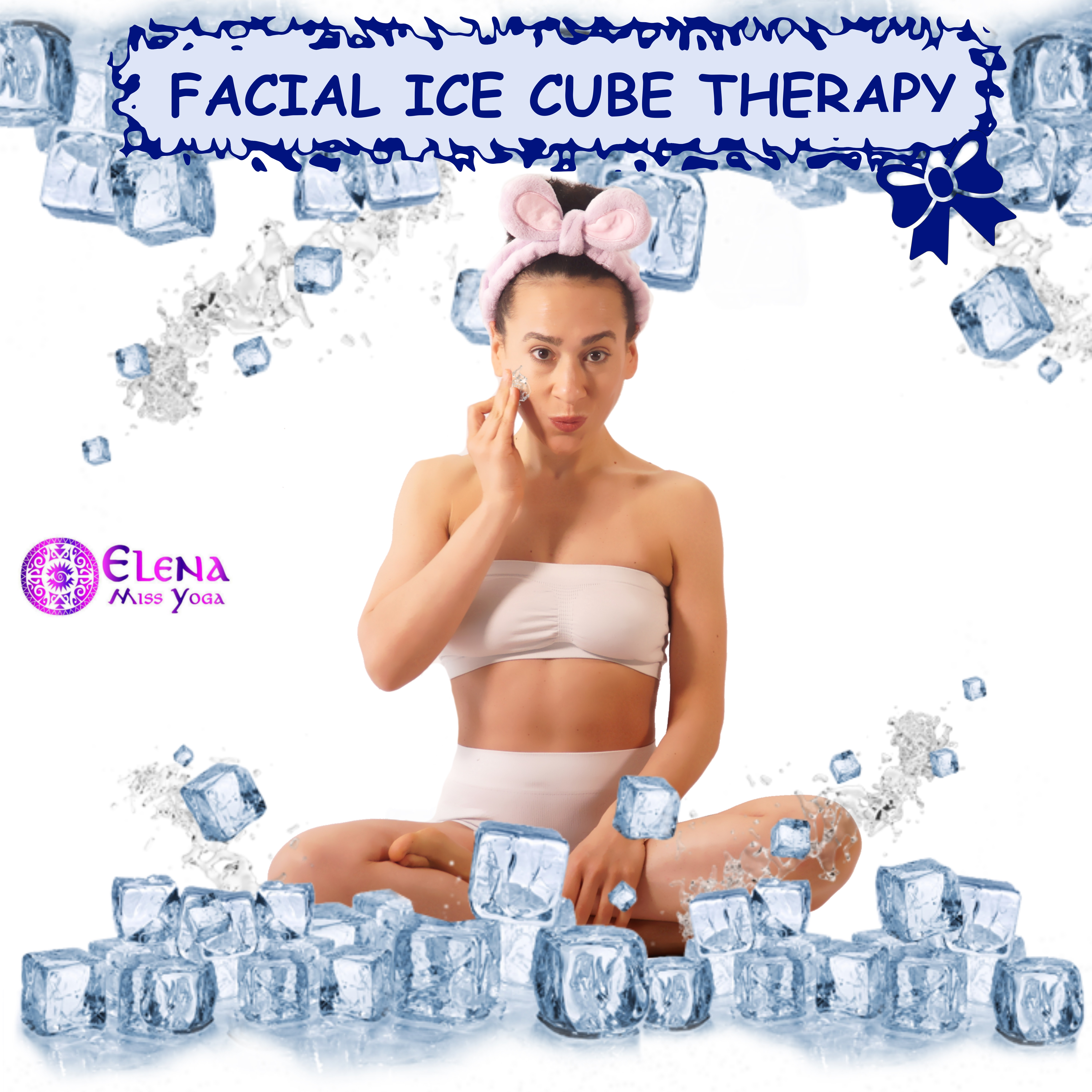 FACIAL ICE CUBE THERAPY