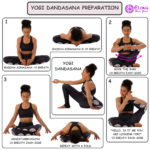 YOGI DANDASANA PREPARATION