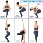 CHAIR POSE VARIATIONS