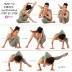 HOW TO PARSVA DANDASANA STEP BY STEP