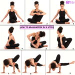 HOW TO GRASSHOPPER POSE IN 9 STEPS